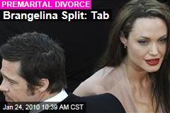 Brangelina Split: Tab