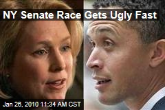 NY Senate Race Gets Ugly Fast