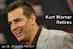 Kurt Warner Retires