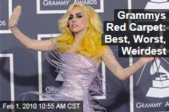 Grammys Red Carpet: Best, Worst, Weirdest