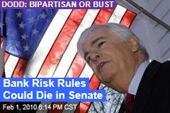 Bank Risk Rules Could Die in Senate