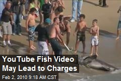 YouTube Fish Video May Lead to Charges