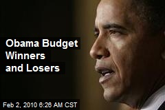Obama Budget Winners and Losers