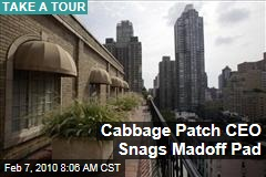 Cabbage Patch CEO Snags Madoff Pad