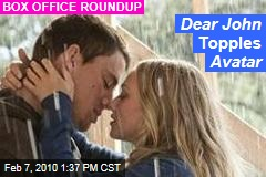 Dear John Topples Avatar