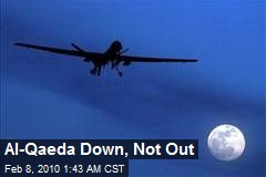 Al-Qaeda Down, Not Out
