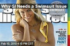 Why SI Needs a Swimsuit Issue