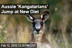 Aussie 'Kangatarians' Jump at New Diet