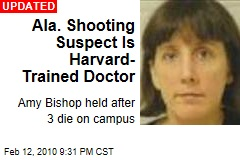 Ala. Shooting Suspect Is Harvard- Trained Doctor