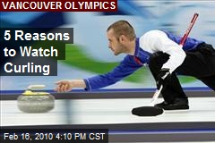 5 Reasons to Watch Curling