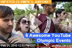 6 Awesome YouTube Olympic Events
