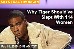 Why Tiger Should've Slept With 114 Women