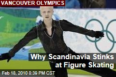 Why Scandinavia Stinks at Figure Skating