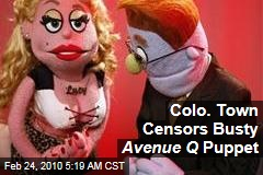 Colo. Town Censors Busty Avenue Q Puppet
