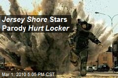 Jersey Shore Stars Parody Hurt Locker