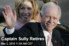 Captain Sully Retires
