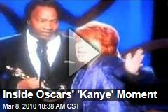 Inside Oscars' 'Kanye' Moment
