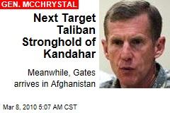 Next Target Taliban Stronghold of Kandahar