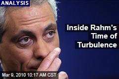 Inside Rahm's Time of Turbulence