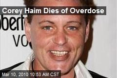Corey Haim Dies of Overdose