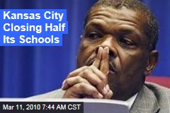 Kansas City Closing Half Its Schools
