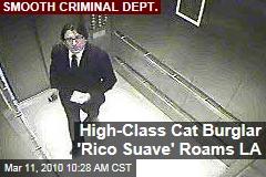 High-Class Cat Burglar 'Rico Suave' Roams LA