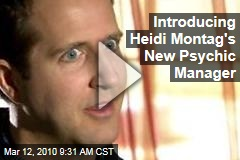 Introducing Heidi Montag's New Psychic Manager