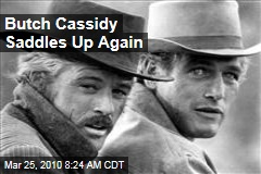 Butch Cassidy Saddles Up Again