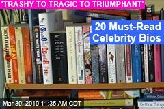 20 Must-Read Celebrity Bios