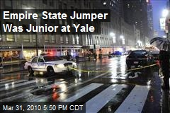 Empire State Jumper Was Junior at Yale