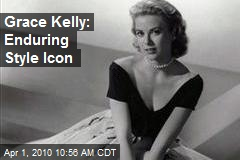 Grace Kelly: Enduring Style Icon