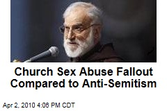 Church Sex Abuse Fallout Compared to Anti-Semitism