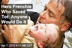 Hero Frenchie Who Saved Tot: Anyone Would Do It
