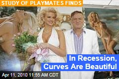 In Recession, Curves Are Beautiful
