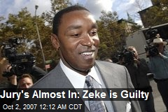 Jury's Almost In: Zeke is Guilty