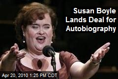 Susan Boyle Lands Deal for Autobiography