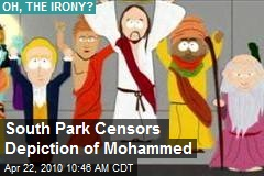 South Park Censors Depiction of Mohammed
