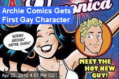 Archie Comics Gets First Gay Character