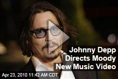 Johnny Depp Directs A Music Video | The Frisky