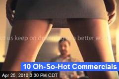 10 Super Sexual Commercials | The Frisky