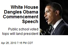 The Answer Sheet - Vote on Obama's commencement speech contest