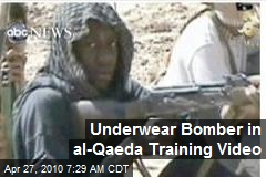 Underwear Bomber in al-Qaeda Training Video