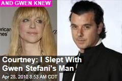 News - Courtney Love: Gavin Cheated on Gwen -- With Me! - Celebrity News - UsMagazine.com