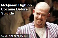 Alexander McQueen inquest: Fashion designer hanged himself - mirror.co.uk