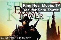 Stephen King's 'Dark Tower' Set For Film Trilogy, TV Series By 'Beautiful Mind' Trio – Deadline.com