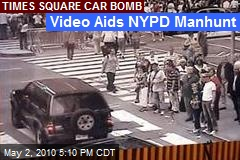 Video Aids NYPD Manhunt