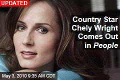 Country Star Chely Wright Comes Out in People