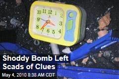 Shoddy Bomb Left Scads of Clues
