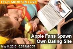 Apple Fans Spawn Own Dating Site