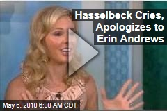 Elisabeth Hasselbeck Slams Erin Andrews, Then Cries | PopEater.com